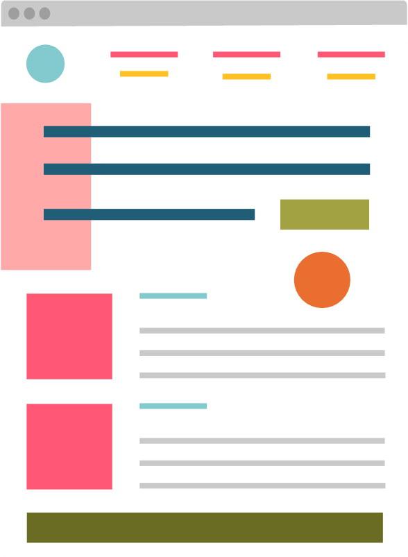 Дети и веб-дизайн: Основы дизайна