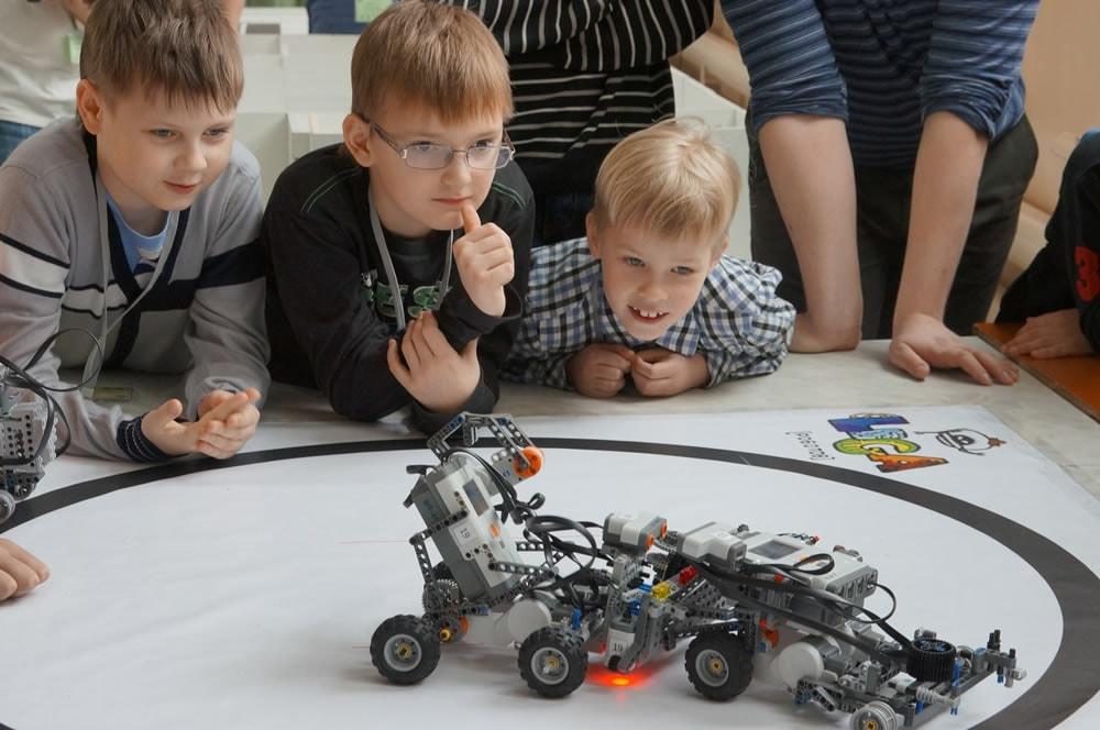 Школа робототехники